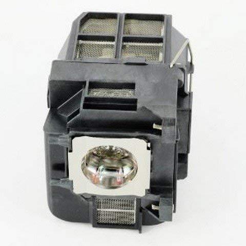 Wotoman ELPLP74 プレミアムプロジェクター交換用ランプ ハウジング付き 対応機種: Epson EB-1930 EB-1935 EB-1940W EB-1945W EB-1950 EB-1955 EB-1960 EB-1965 H473A H474A H491A Powerlite 1930 1940W   B07JF5WHWY