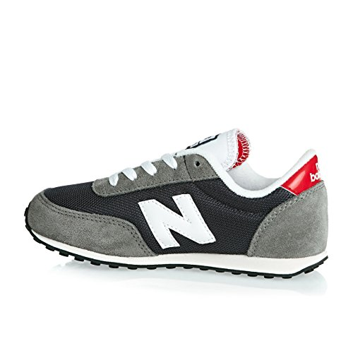 New Balance Trainers - New Balance Kids 410 Lace Trainers - Navy