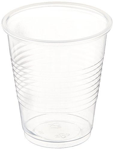 Blue Sky 100 Count Plastic Cups 5 oz Clear