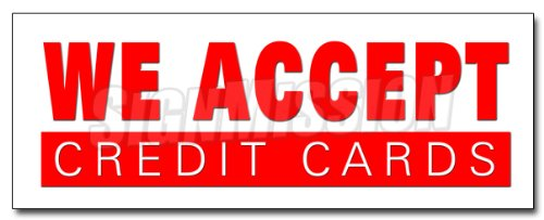 12-we-accept-credit-cards-decal-sticker-visa-mastercard-debit-discover
