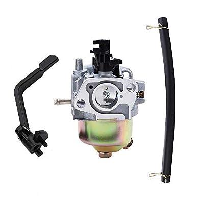Leopop GX160 Carburetor for Honda GX160 GX200 GX120 196cc 5.5HP 6.5HP 168F 163cc Generator Parts w Air Filter Fuel Line Filter: Garden & Outdoor