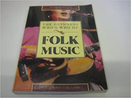 Book The Guinness Who's Who of Folk Music