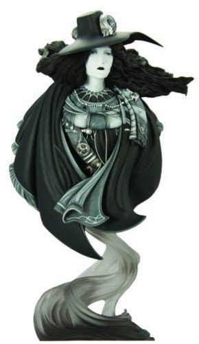 Vampire Hunter Bust Mono Variant product image