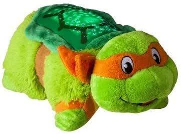 Pillow Pets Dream Lite TNT - Michelangelo