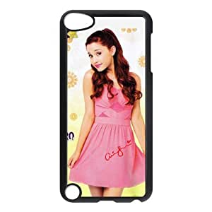 Customize American Famous Singer Ariana Grande Back Case for ipod Touch 5 JNIPOD5-1312