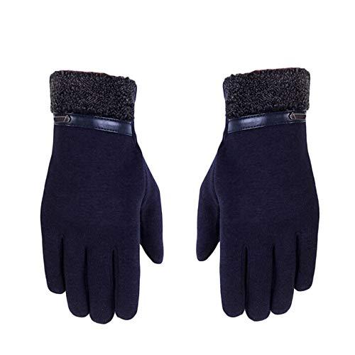 CUSHY New Men39; s Winter Gloves Mittens Gloves Men Warm Winter Outdoor Sports Gloves Running Hiking Skiing