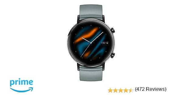 Huawei Watch GT 2 Sport - Smartwatch con Caja de 42 mm, 1 Semanas ...