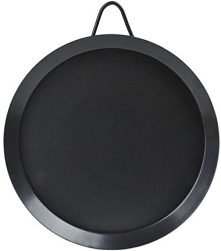 Made in Mexico Authentic Grerona Mexican Comal Griddle Acero Carbono Redondo Round Carbon Steel W/Hanger 13