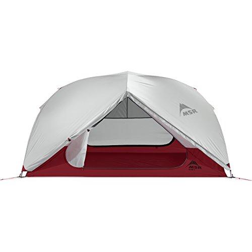 MSR Elixir 3 Backpacking Tent, Red by MSR (Image #2)