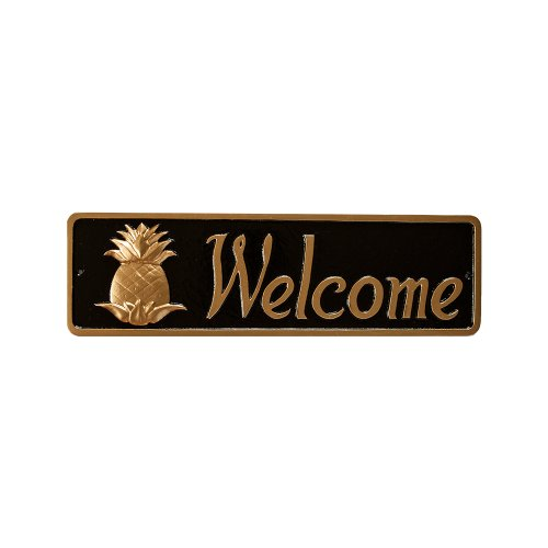 Welcome Plaque - 2