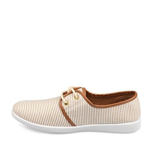 MERRY SCOTT ,  Sneaker donna beige beige