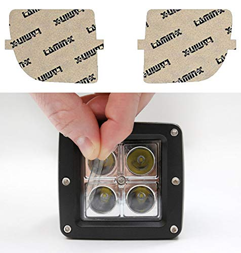 Lamin-x C109CL Fog Light Film Covers