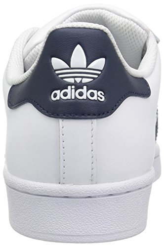 Blanc metallic White Originals Navy gold collegiate Superstarfashion Sneakers Adidas qwHxntpf
