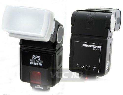 UPC 034447038975, RPS D728AF ETTL Flash for Nikon Digital Cameras