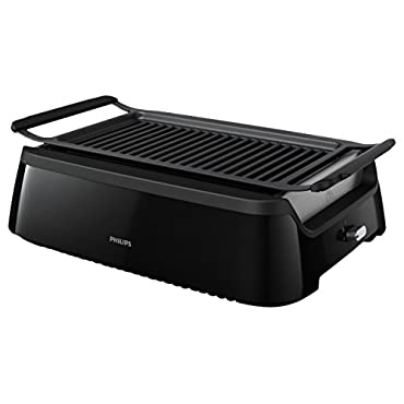 Philips Smoke-less Indoor Grill HD6371/94