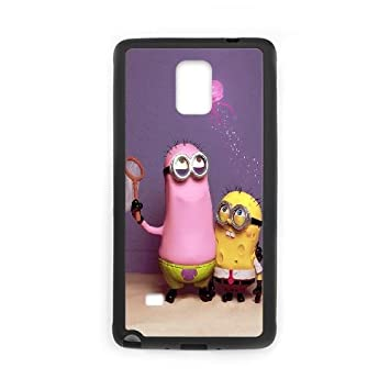 Sponge Bob Wallpaper Samsung Galaxy Note 4 Cell Phone Case