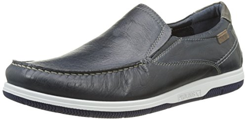 Pikolinos Men's Almeria 08l_v17 Loafers, Brown Blue (Navy Blue)