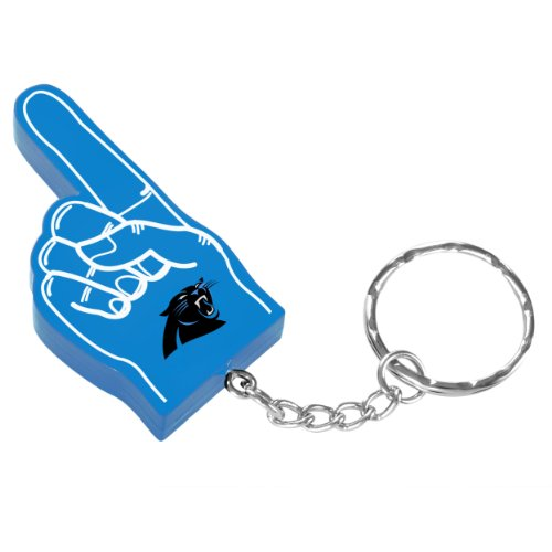 Carolina Panthers #1 Finger Keychain ()