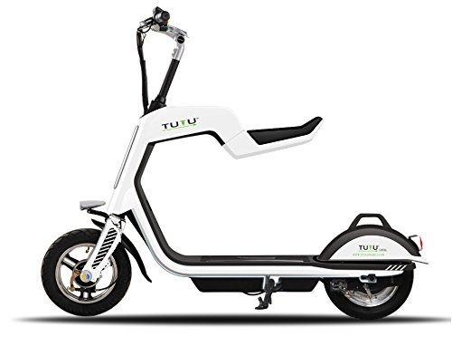 Jual Tutu Sl350 Electric Scooter With Foldable Seat And Remote Start