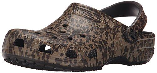 Crocs Classic Leopard II Clog Leopard PimWMG
