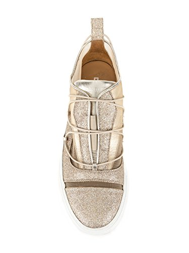 SNW0507292000017043 DSQUARED2 Slip On Glitter Sneakers Oro Donna H7Iaw7rq