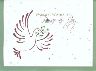 product image for Grow A Note® Holiday Dove Card 4-Pack