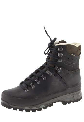 Meindl Men's Brown High Rise Hiking Shoes Brown (Black/Dark Brown 01) QQj2aaBLf