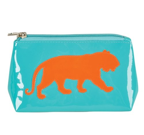 5.5'' TIGER SILHOUTTE CLUTCH, Case of 60 by DollarItemDirect