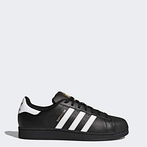 adidas Originals Men's Superstar Shoe Running White/Black, 9 D(M) US (Super Shoes)