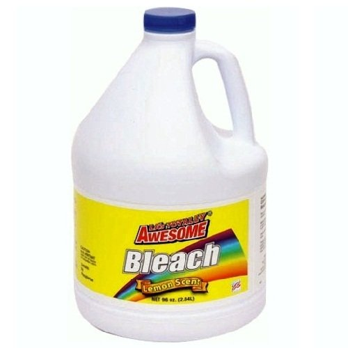 Awesome 809015 Wholesale Awesome Bleach 96Oz Lemon Scent X by Awesome (Image #1)