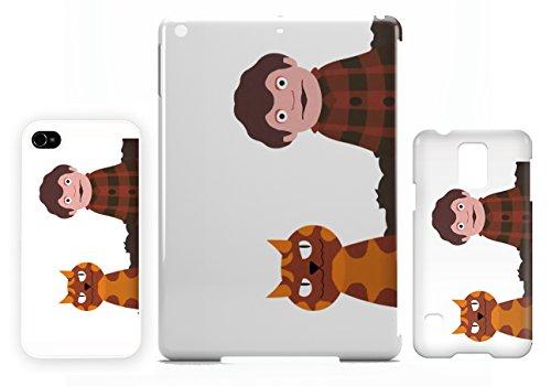 Charlie Says iPhone 6 PLUS / 6S PLUS cellulaire cas coque de téléphone cas, couverture de téléphone portable