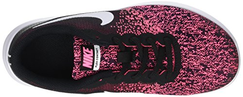 Para Mujer black white gs Multicolor racer Running Zapatillas Flex De Pink Nike Contact 001 Trail w4xq0H88v