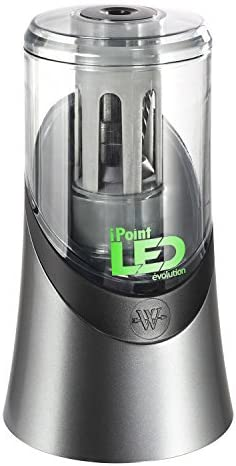 Westcott iPoint LED Electric Pencil Sharpener [並行輸入品]