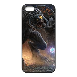 iPhone 4 4s Cell Phone Case Black Defense Of The Ancients Dota 2 PUCK 001 PD5311814