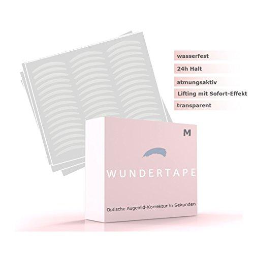 Schlupflid Augenlid-tape WUNDERTAPE 480 Stück