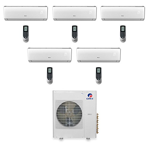 gree-multi21-penta-zone-vireo-ductless-mini-split-system-42000-btu-inverter-heat-pump-9k-9k-9k-9k-12