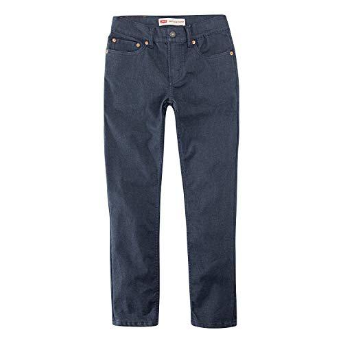 Levi's Boys' Big 512 Slim Fit Taper Jeans, Night