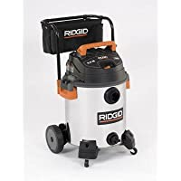 RIDGID 16 Gal. 6.5-Peak HP Stainless Steel Wet Dry Vac