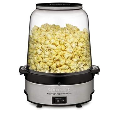 Cuisinart CPM-700BK EasyPop Popcorn Maker, Black