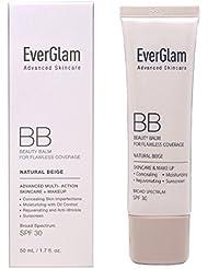 K Beauty Skin Perfector - BB Cream SPF 30 in Natural Beige (Light Medium)   Korean Cosmetics by EverGlam