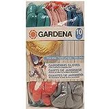 Gardena One Size - Gardening Gloves - Pack of 10 Pairs