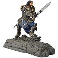Swordfish Tech Warcraft, Lothar Statue Phone Charging Dock