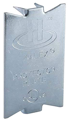 Halex, 1-1/2 in. x 2-1/2 in. Nail Plates