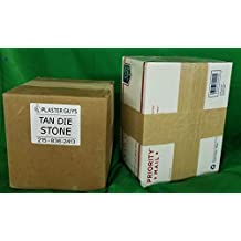 Tan Dental Die Stone - Type 4 (IV) - 25 Lb Bag - Direct from Manufacturer! Made in The USA!
