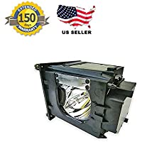 Replacement Lamp Module for MITSUBISHI WD-52631 57731 57732 65731 65732 y57 y65/WD52631/WD57731/WD57732/WD65731/WD65732 with OEM Equivalent Bulb with Housing Projector Lamp 150 Day Warranty - LAMPEDIA