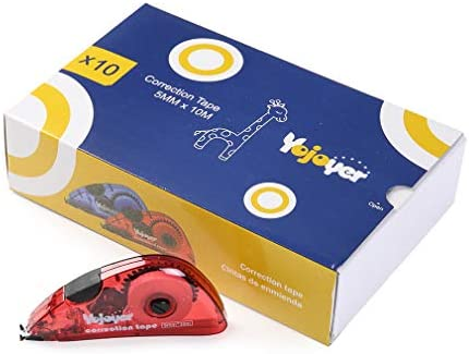 10 Pack Correction Tapes, Mini Correction Tape...