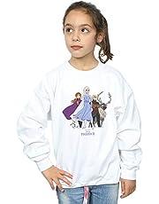 Disney Girls Frozen 2 Group Sweatshirt