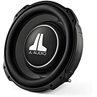 JL Audio 12TW3-D4 12 400W Dual 4 Ohm Thin-Line Component Car Subwoofer