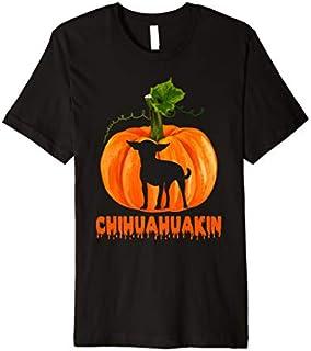 Halloween Chihuahua  - Happy Halloween Costume Gifts Premium T-shirt | Size S - 5XL