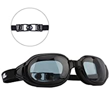 HeySplash Swim Goggles, Anti-fog & UV Protection, Silicone Seal Diving Glasses for Adult Men Women